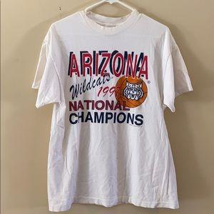 Arizona Wildcats tee